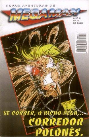 New Adventures of Mega Man Issue 12 (1997)