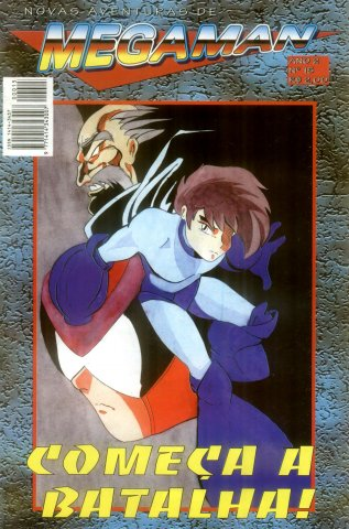 New Adventures of Mega Man Issue 15 (1997)