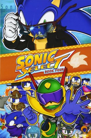 Sonic Select Book 04