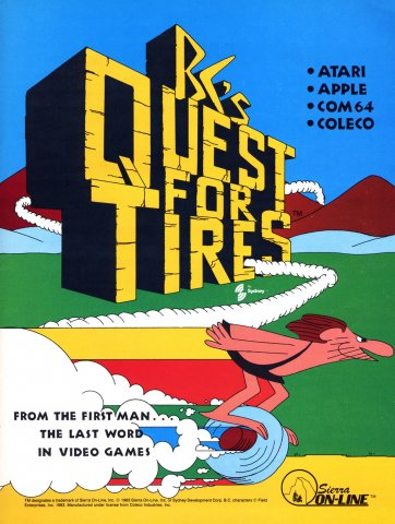 BC's Quest For Tires