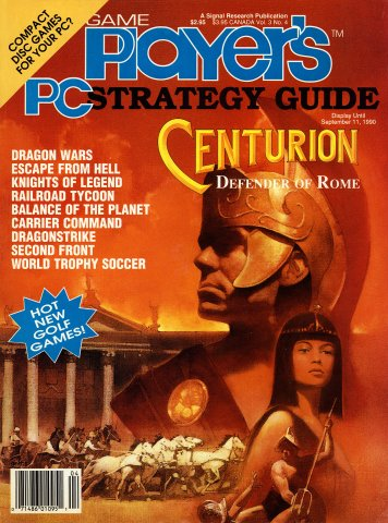 Game Player's PC Strategy Guide Vol.3 No.4 (July/August 1990)