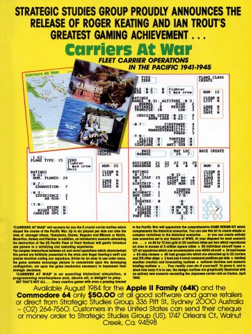 Carriers at War 1941-1945: Fleet Carrier Operations in the Pacific