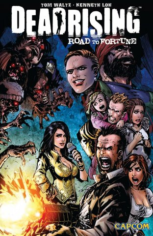 Dead Rising - Road To Fortune TPB