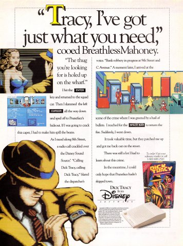Dick Tracy - The Crime-Solving Adventure
