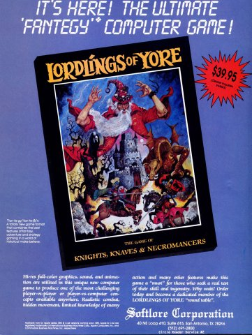 Lordlings of Yore (2)