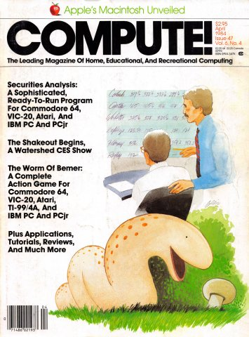 Compute! Issue 047 Vol. 6, No. 4 April 1984