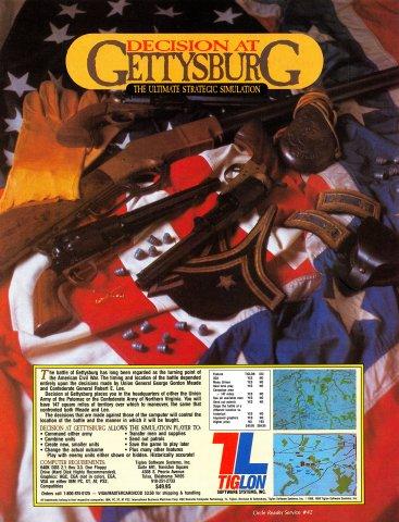 Decision At Gettysburg