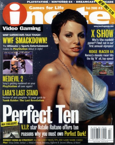 incite Video Gaming Issue 03 (February 2000)