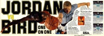 Jordan vs. Bird - One On One
