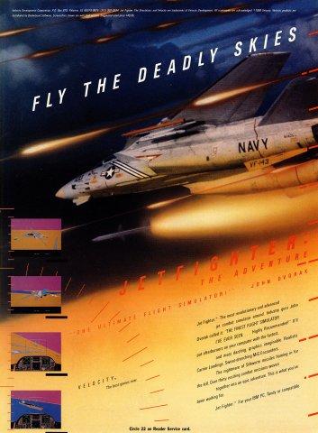 Jetfighter: The Adventure