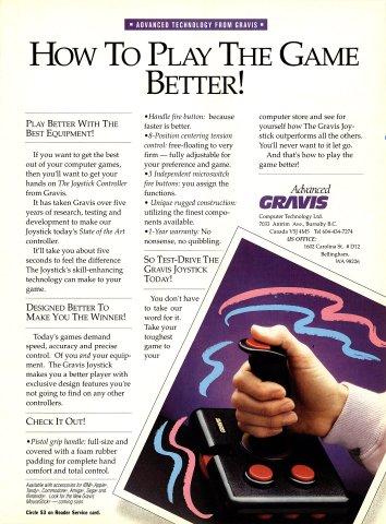 Gravis Joystick Controller