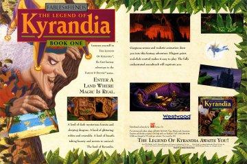 Legend of Kyrandia - Book One