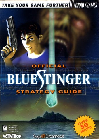 Blue Stinger Official Strategy Guide