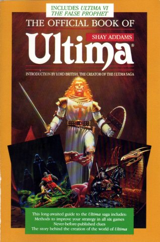 Official Book of Ultima, The