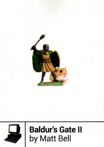 Boss Fight Books 08 - Baldur's Gate II