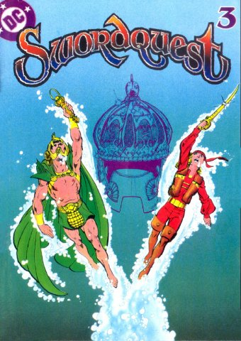 SwordQuest v1 03 Waterworld (1983)