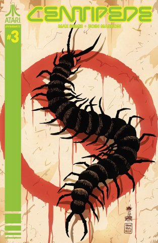 Centipede 03 (October 2017) (cover a)