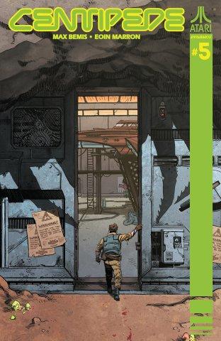 Centipede 05 (December 2017) (cover b)