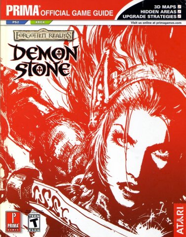 Forgotten Realms: Demon Stone Official Game Guide