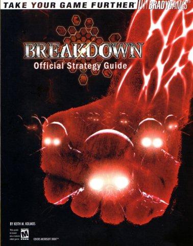 Breakdown Official Strategy Guide