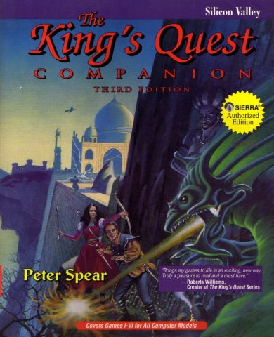 King's Quest Companion, The (Third Edition)