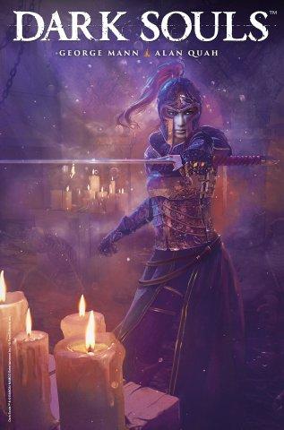 Dark Souls: The Breath of Andolus 003 (August 2016) (cover c)