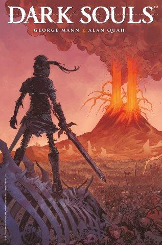 Dark Souls: The Breath of Andolus 004 (September 2016) (cover b)