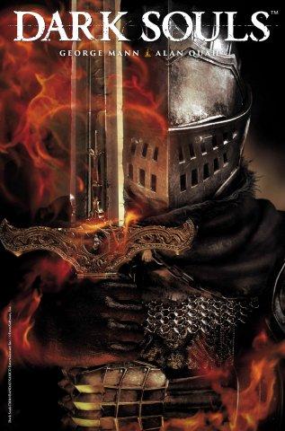 Dark Souls: The Breath of Andolus 004 (September 2016) (cover c)