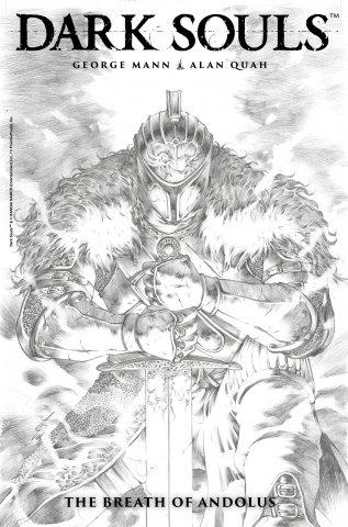 Dark Souls: The Breath of Andolus - Artist's Edition HC (September 2017)