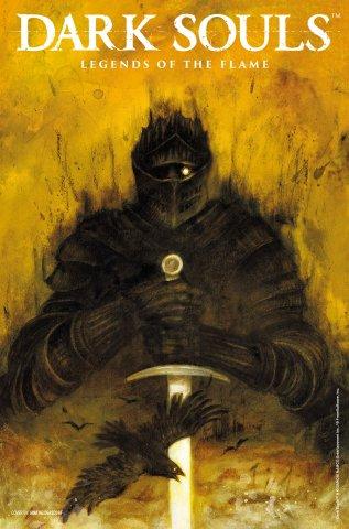 Dark Souls: Legends of the Flame 001 (September 2016) (cover d)