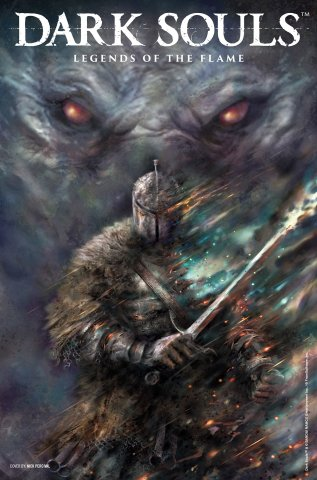 Dark Souls: Legends of the Flame 001 (September 2016) (cover e)