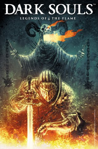 Dark Souls: Legends of the Flame 002 (November 2016) (cover a)