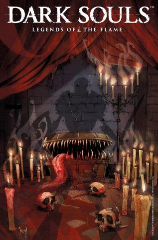 Dark Souls: Legends of the Flame 002 (November 2016) (cover b)