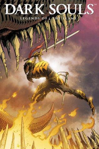 Dark Souls: Legends of the Flame 002 (November 2016) (cover c)