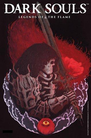 Dark Souls: Legends of the Flame 002 (November 2016) (cover d)