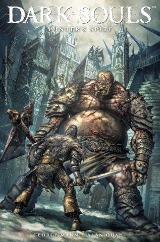 Dark Souls: Winter's Spite 002 (January 2017) (cover a)