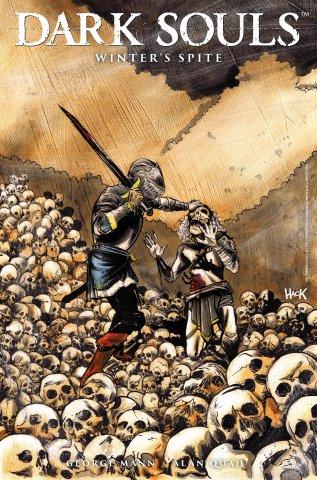Dark Souls: Winter's Spite 002 (January 2017) (cover c)