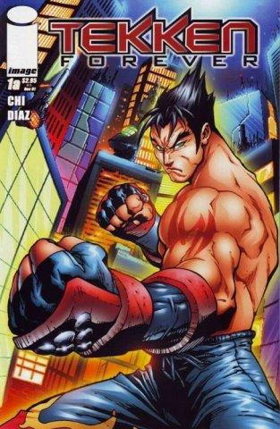 Tekken Forever 01 (December 2001) (Image Comics)