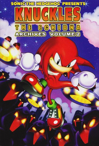 Knuckles the Echidna Archives Volume 2