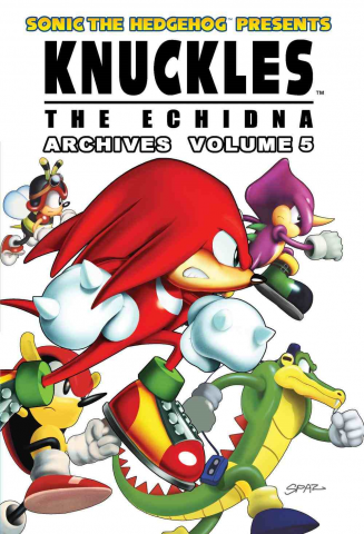 Knuckles the Echidna Archives Volume 5 (unreleased)