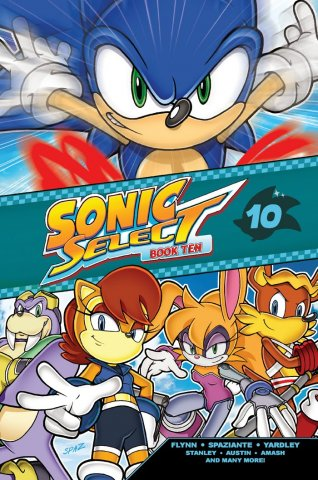 Sonic Select Book 10