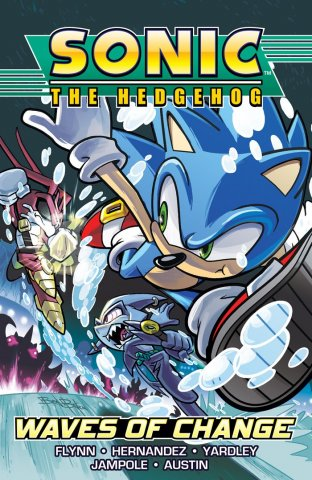 Sonic the Hedgehog Volume 3: Waves of Change