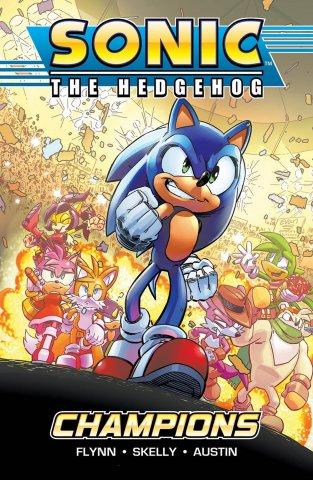 Sonic the Hedgehog Volume 5: Champions (unreleased)