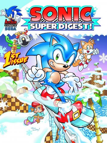 Sonic Super Digest 01
