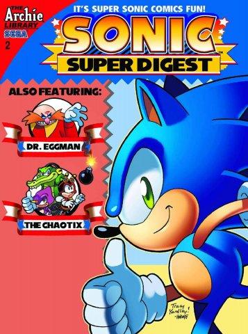 Sonic Super Digest 02
