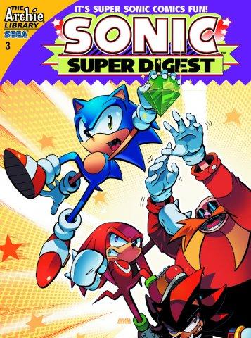 Sonic Super Digest 03