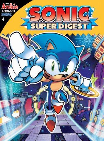 Sonic Super Digest 04
