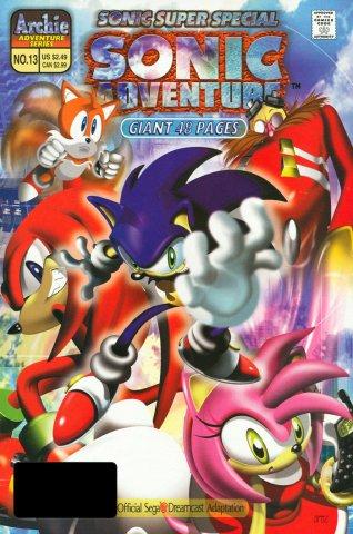 Sonic Super Special 13 Sonic Adventure (June 2000)