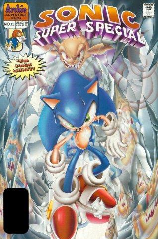 Sonic Super Specials