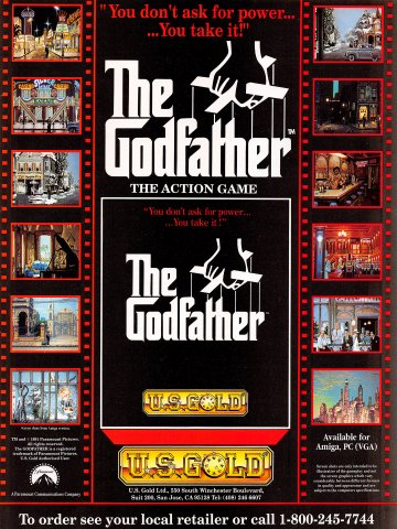 Godfather, The: The Action Game